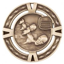 V-Tech 60mm Swimming Medal